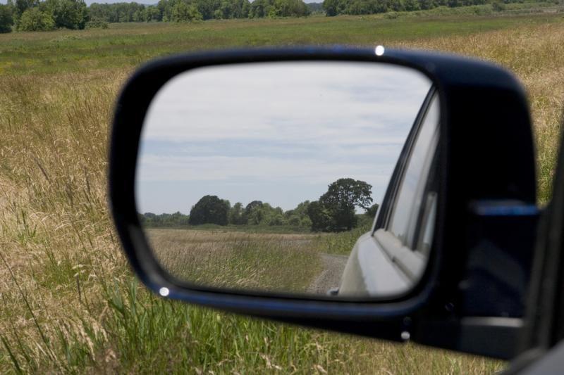 Matematikas sukūrė veidrodėlį, padedantį išvengti aklųjų zonų