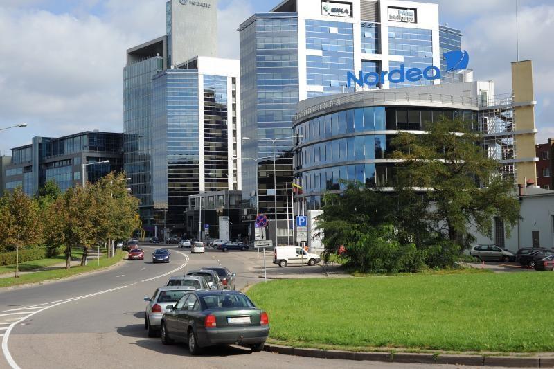 """""""Nordea"""" taukiasi iš Lenkijos rinkos, planų Lietuvoje nekomentuoja"""