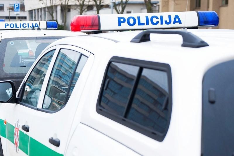 Antradienį Klaipėdoje pavogti du automobiliai