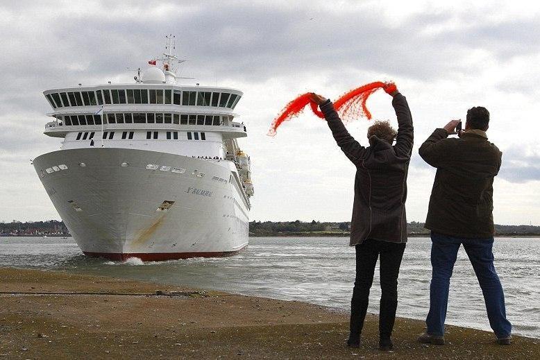 """""""Titaniko"""" katastrofos šimtosios metinės paminėtos malda"""