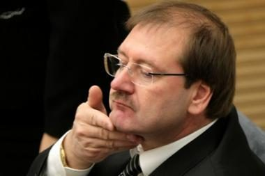 Panaikinta europarlamentaro V.Uspaskicho neliečiamybė