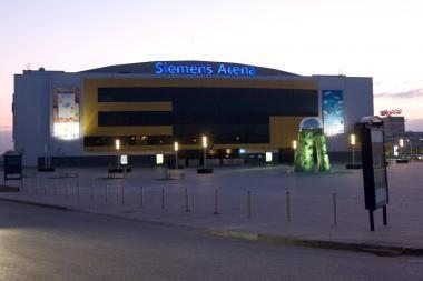 """Vilniaus valdžia protegavo """"Siemens"""" areną"""