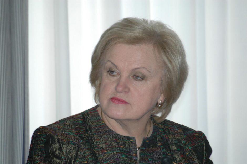 K. Prunskienė: jokių įsipareigojimų KGB neprisiėmiau