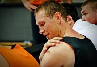 Naudingiausias VTB lygos ketvirtojo turo žaidėjas - D. Songaila