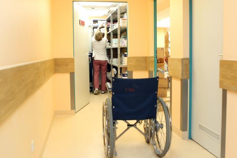 Slaugos ligoninėse iki 2015 m. planuojama 42 proc. daugiau lovų