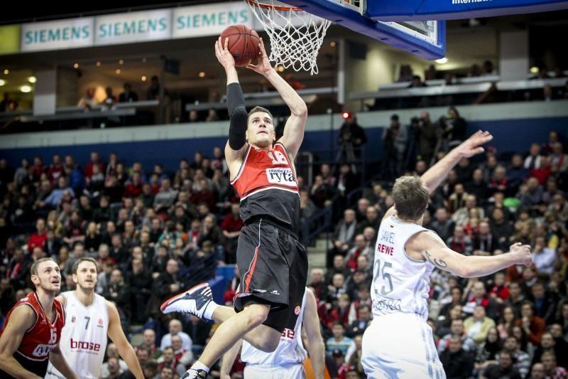 """""""Lietuvos ryto"""" žaidėją stebi NBA vicečmpionų skautai"""