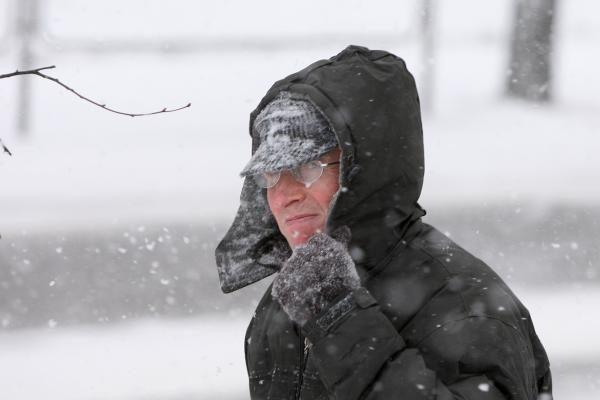 Orai Kaune: šaltis atlėgs, vėjas pustys sniegą (atnaujinta)