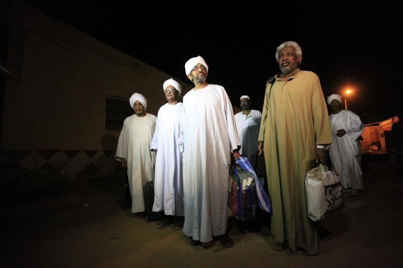 Sudane paskelbus amnestiją paleisti pirmieji politiniai kaliniai