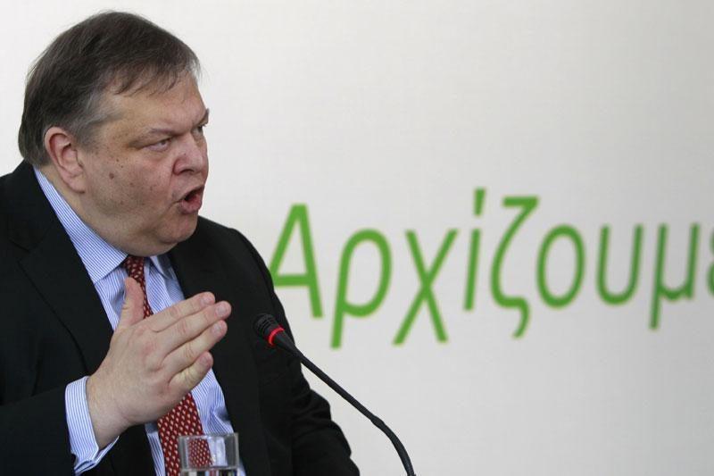Graikijos socialistai savo naujuoju vadovu išsirinko finansų ministrą