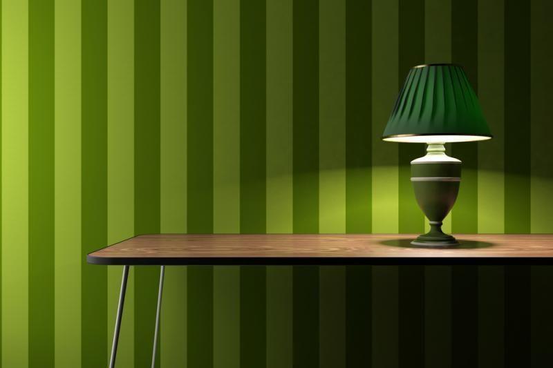 Energiją taupanti lempa – išsijungia, kai jūs užmerkiate akis