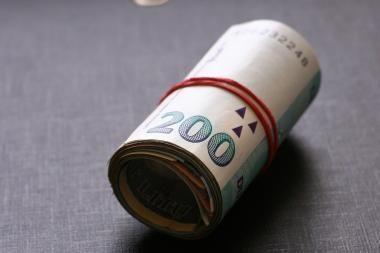 Liberalų siūlymai: šešėlinių pinigų amnestija, laikinai padidintų mokesčių atšaukimas