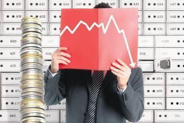 Bankrutavusių amerikiečių skaičius kovą pasiekė naują rekordą