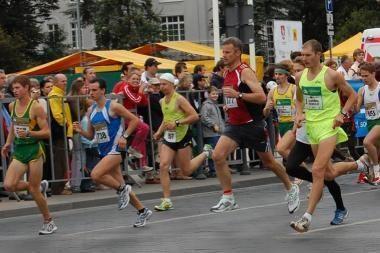 Rekordiniame Vilniaus maratone startuos ir Ž.Balčiūnaitė