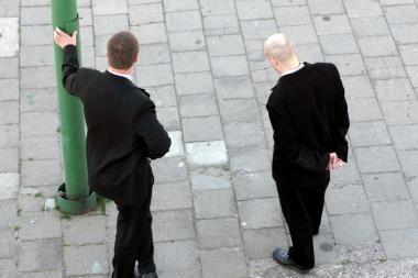 Pernai lygių galimybių kontrolieriams dažniau skundėsi vyrai