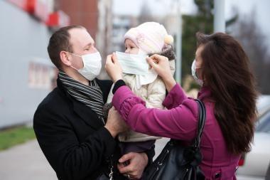 Mirtingumas nuo kiaulių gripo Lietuvoje žemesnis nei Europoje