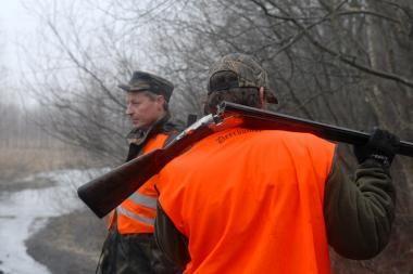 Seimas nesutiko uždrausti medžioklės Kuršių nerijoje