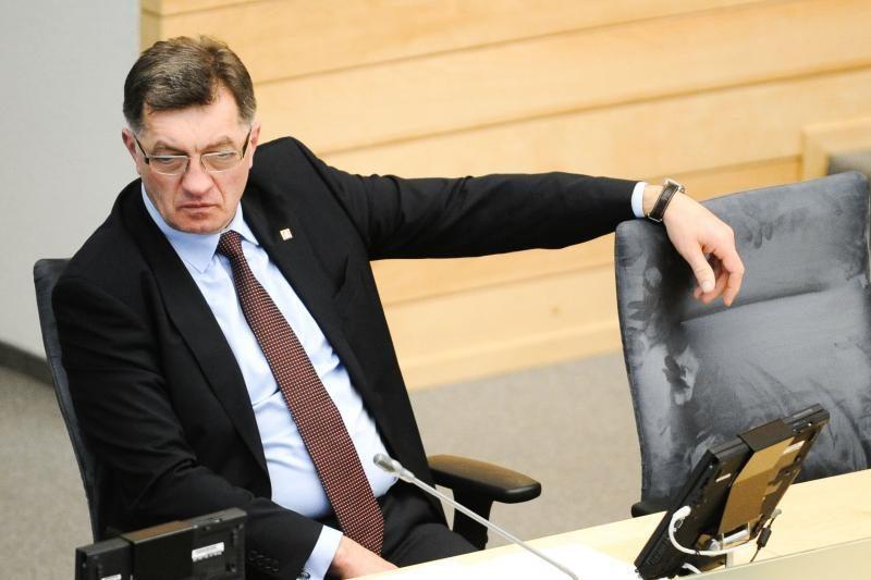 A.Butkevičius: norim dujų už tokią kainą, kaip Latvija ir Estija