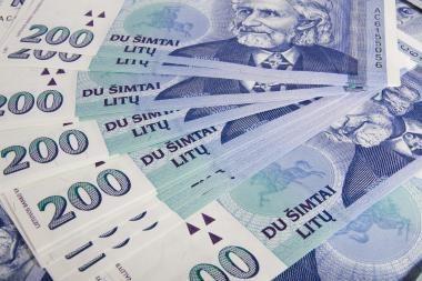 Policininką norėjo sugundyti 1000 litų kyšiu