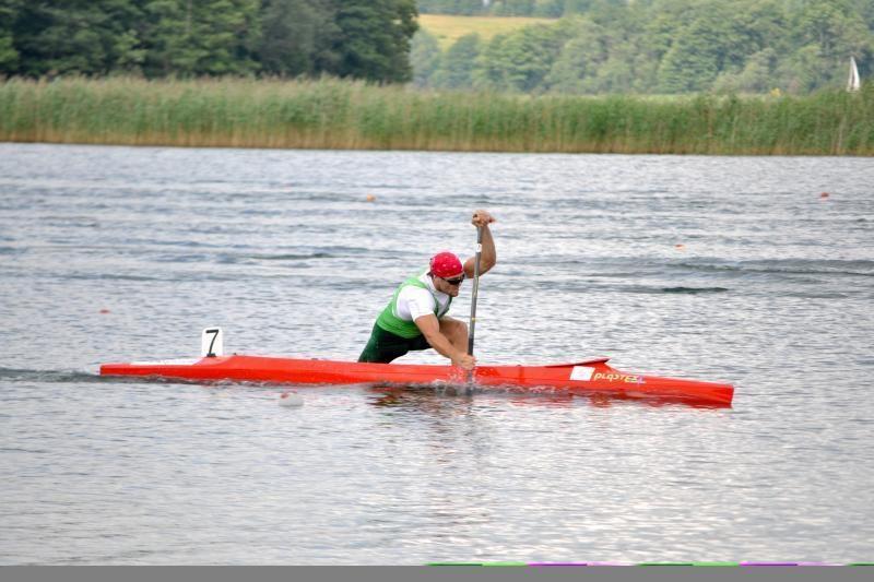Kanojininkui J.Šuklinui - olimpinių žaidynių sidabras
