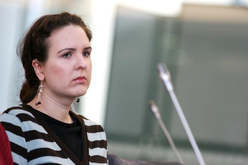 E.Kusaitė nori susipažinti su bylos garso įrašais, prokuroras stebisi