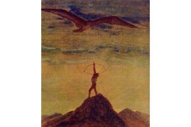 M.K.Čiurlionio kūryba pirmąkart pristatoma Ukrainoje