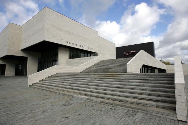 Nacionalinėje dailės galerijoje – Vokietijos menininkų portretai