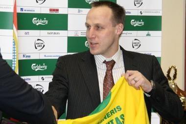 R.Žutautas: ukrainiečiai žaidžia galingiau nei anksčiau