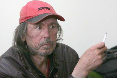 Aktorius V.Šinkariukas: tapau bomžiuku