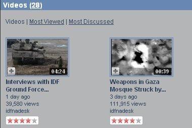 Gazos konflikte į kovą pasitelktas ir internetas