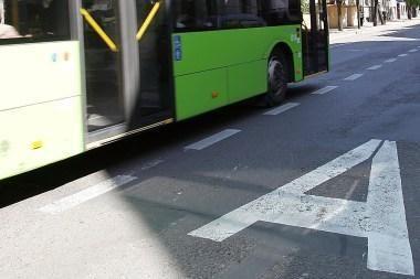 Keičiasi sostinės autobusų mašrutai