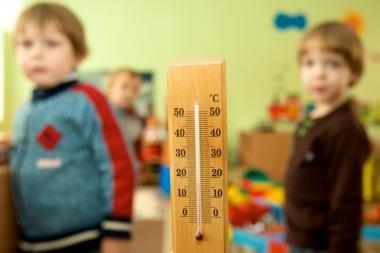 Šančių darželis vis dar nešildomas