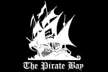 """The Pirate Bay"": ""torrent tracker"" nebesugrįš"