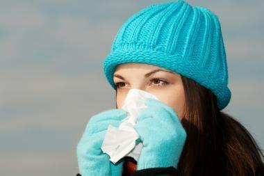 Ignalinos rajone paskelbta gripo epidemija
