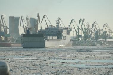 Eurostatas: Lietuvos jūrų uostų krova - tarp mažiausiai kritusių Europoje