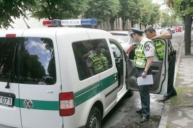 Policijos pareigūnai pradeda rengti susitikimus su gyventojais