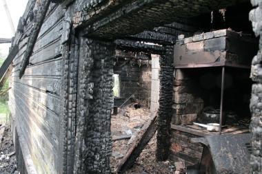 Vakar gaisruose žuvo šeši žmonės