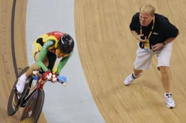 Lietuvos dviratininkės Europos čempionate užsitikrino medalius