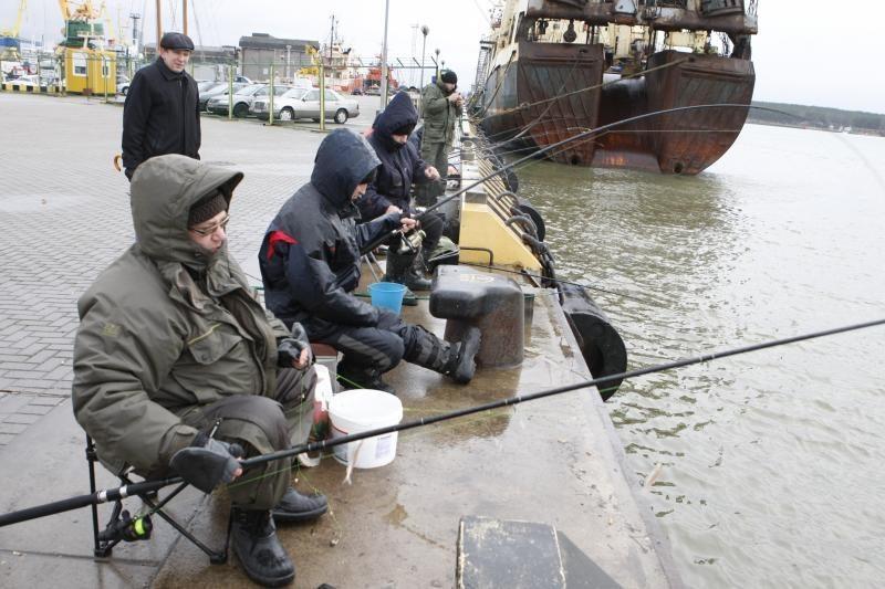 Ministerija padidino stintų sužvejojimo kvotą