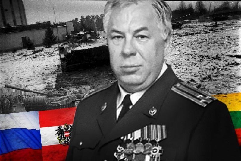Lietuva dėl Michailo Golovatovo taško nededa