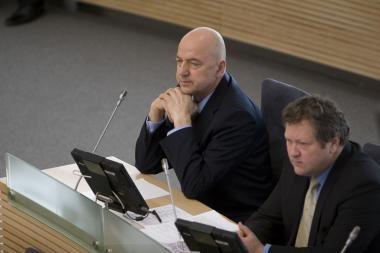 K.Čilinskas Lazdijų savivaldybę apskundė teismui