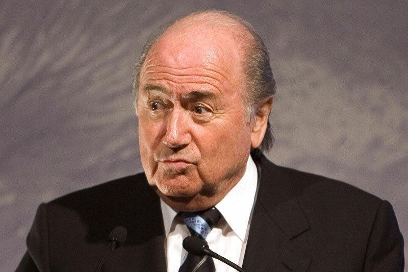 Seppas Blatteris ketvirtai kadencijai perrinktas FIFA prezidentu
