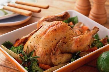 Kalėdinis viščiukas – už 2 tūkst. litų