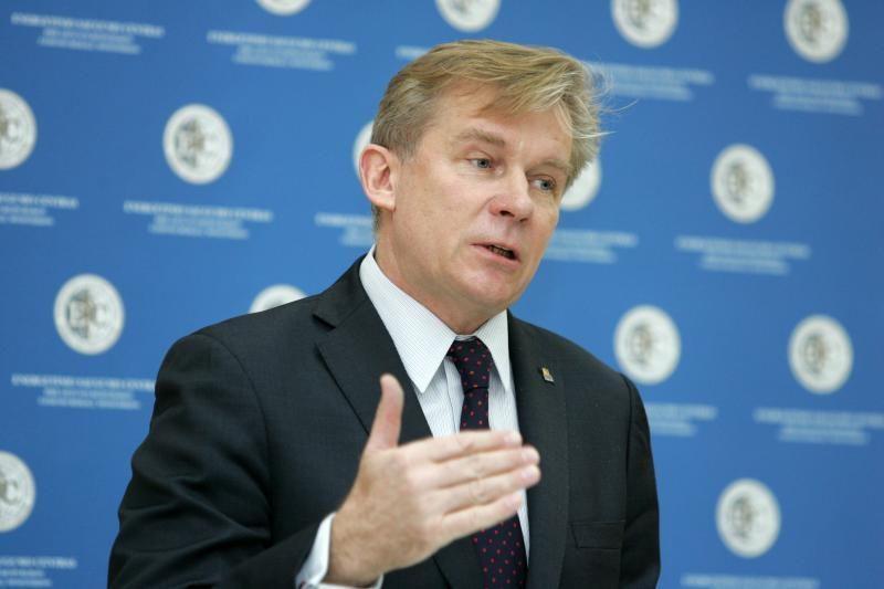 A.Ažubalis: atsakomybė dėl A.Beliackio tenka Baltarusijai