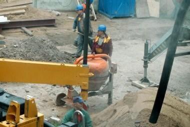 Panevėžio gyventojai nuo statybininkų išgelbėjo senovinį grindinį