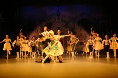 Šokio teatras gruodį kviečia į šventinius spektaklius