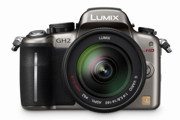 """Lumix DMC-GH2""  - su jutikliniu valdymu"