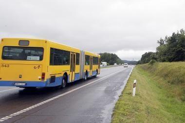 Nuo lapkričio automagistralėse teks sumažinti greitį