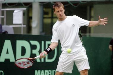 Tenisininkų reitingas: R.Berankis smuktelėjo žemyn