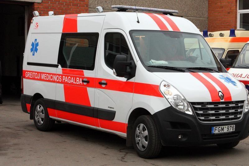 Vilniaus rajone vyrą užpylė smėlo nuošliauža, jis – komoje