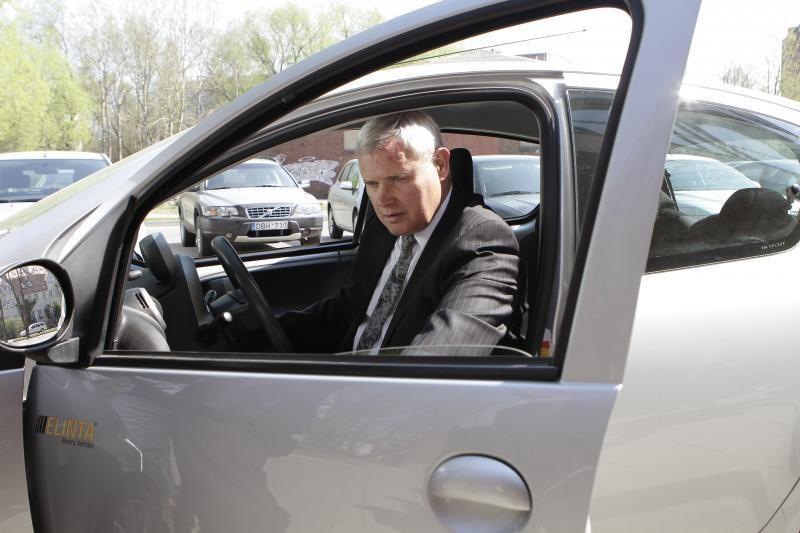 Klaipėdos meras išvyksta į Skandinaviją